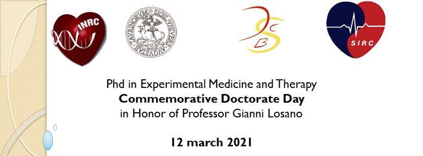 Commemorative Doctorate Day